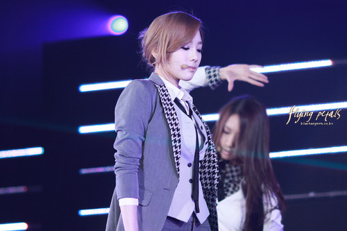 Taeyeon @ Korean International Style Show(KISS) کنسرٹ