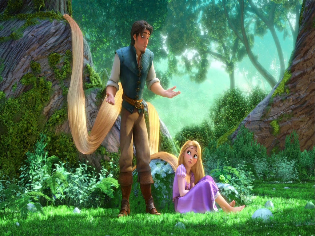 Tangled wallpaper tangled wallpaper 28834965 fanpop - Tangled wallpaper ...