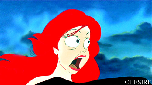 The Little Mermaid - Face Switch