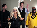The Voice season 2 , kombat commercial - the-voice photo