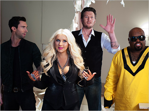 The Voice season 2 , kombat commercial