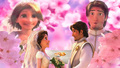The Wedding in Spring 2012 - tangled-ever-after wallpaper