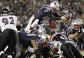 Tom Brady TD Run AFC Champ. Game