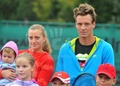Tomas, you forget  on Ester, Petra is the right one for you !!!! - tomas-berdych screencap