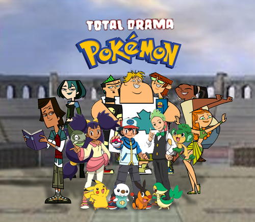 Total Drama Pokemon: Unova League