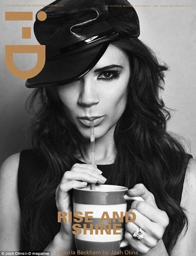Victoria Beckham NEW Cover