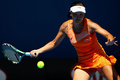 Peng Shuai plays Unrelenting D in HD - wta photo
