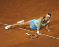 Julia Görges looks Good Covered in Clay - wta photo