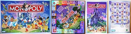 Walt 迪士尼 Games - 迪士尼 Monopoly