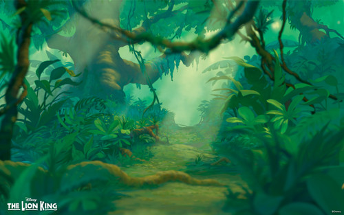Walt disney wallpaper - The Lion King