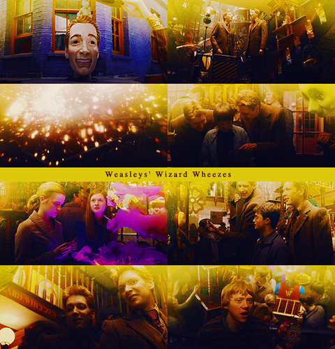 Weasley' Wizard Whezes
