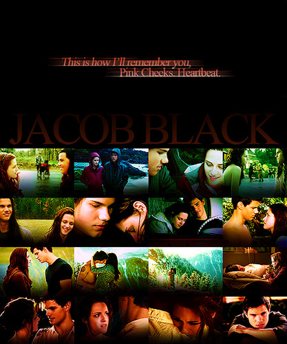 Jacob and Bella wallpaper titled X3