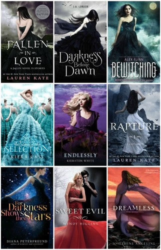 Books to Read wallpaper entitled YA Upcoming