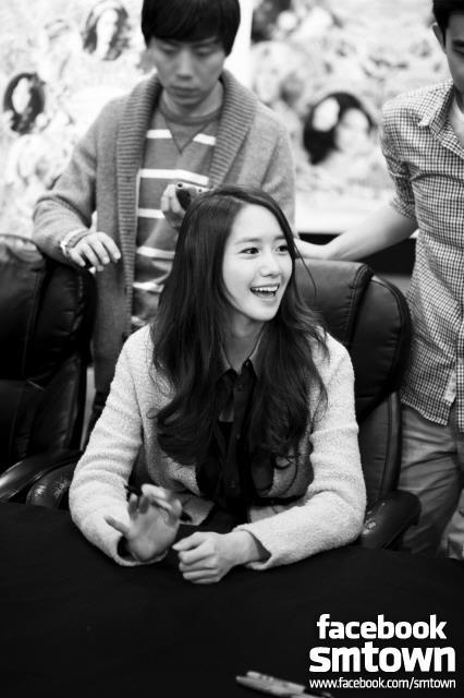 Yoona @ Girls Generation event
