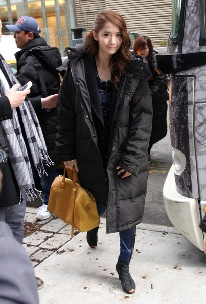 Yoona @ NYC