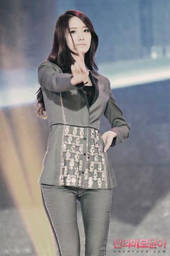 Yoona @ Pyeongchang Winter Olympics