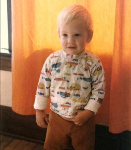 Younger Randy
