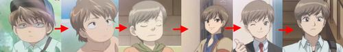 Yuuki's growth
