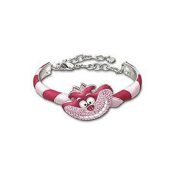 cheshire cat bracelet