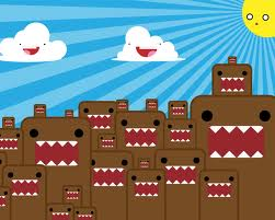 domo monster images domo wallpaper and background photos 28842222