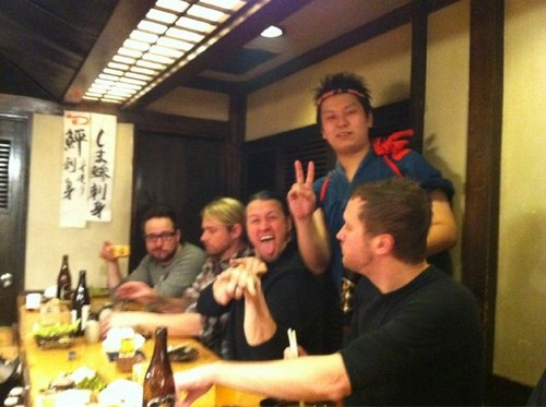 Evanescence Japon