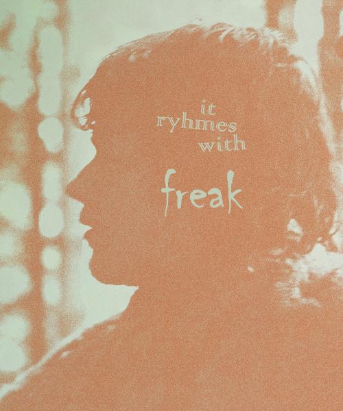 Rhymes with Freak