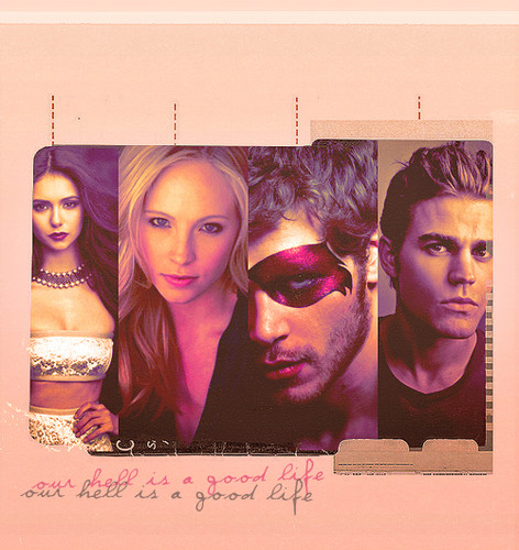 klaroline and steferine