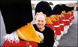 Luân Đôn guard wombles