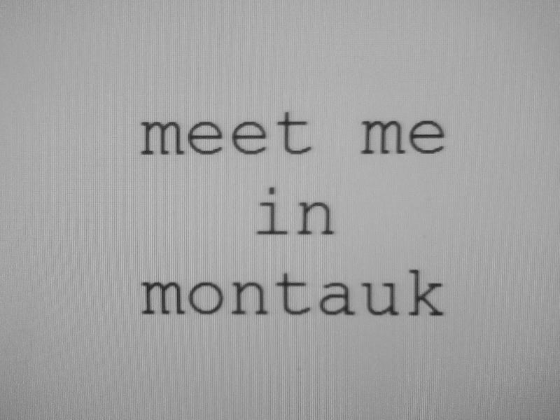 meet me......