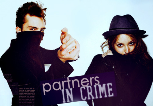 partners in crime ღ