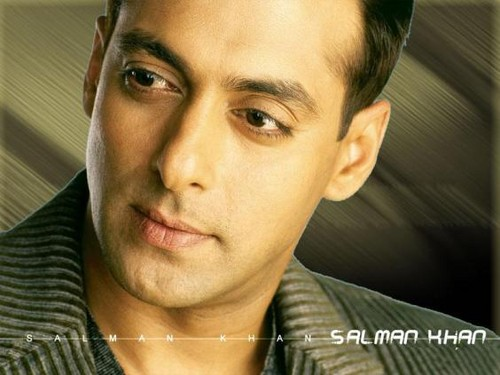 Salman Khan wallpaper with a portrait entitled salmankhan