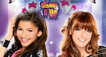 shake it up girls - shake-it-up Photo