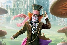 the mad wonderful hatter - mad-hatter-johnny-depp Photo