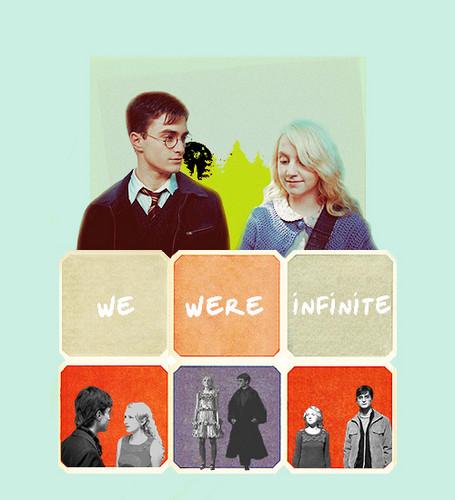 w were infinite