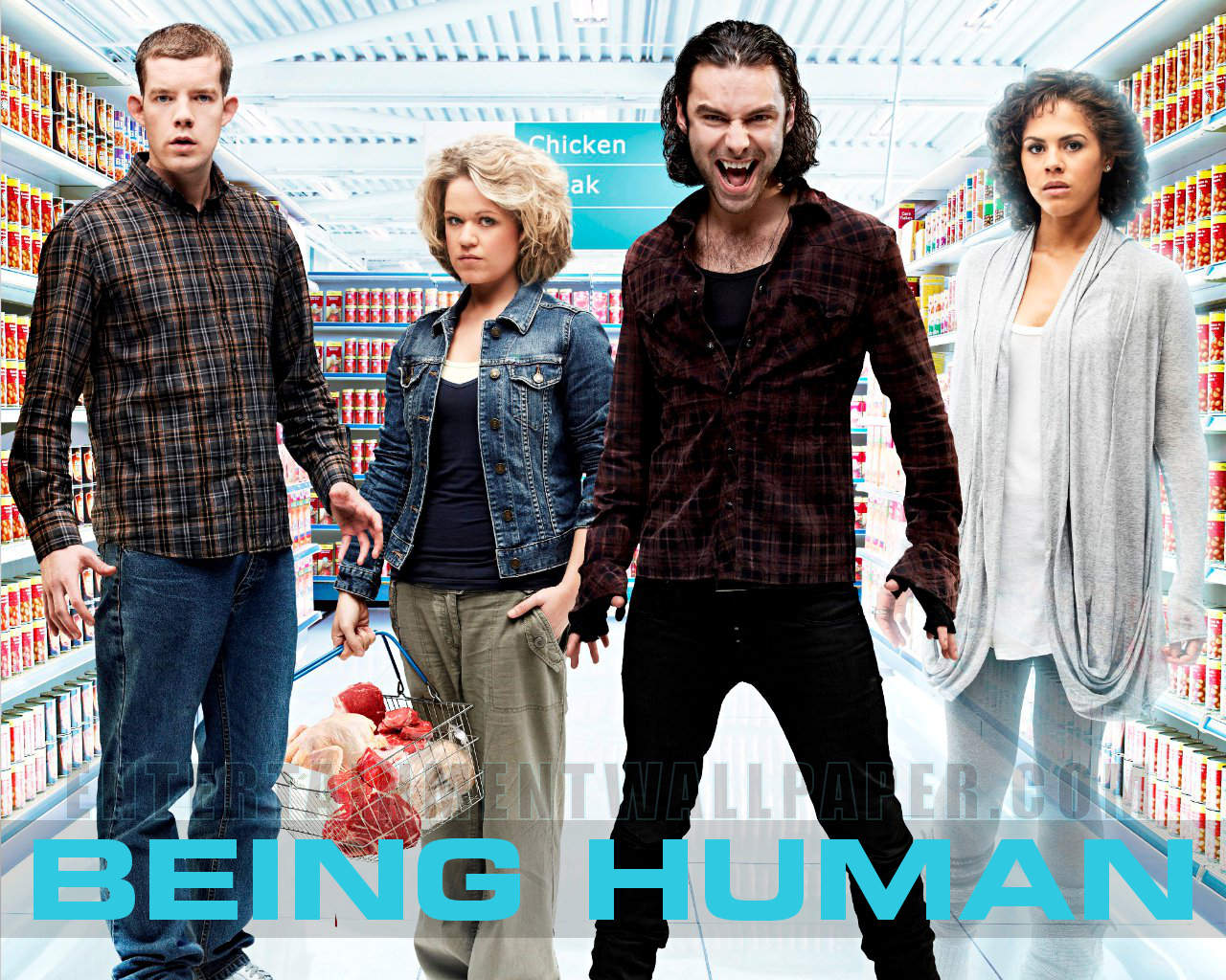 being human bbc wallpaper - photo #3