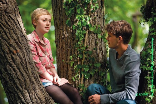 """Now Is Good"" - Promotional Stills."