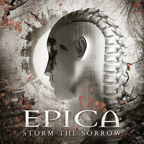 """Storm the Sorrow"" - Official Single Cover"