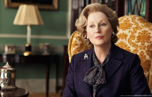 'The Iron Lady' Production Stills