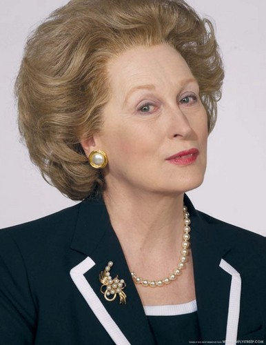 'The Iron Lady' Promotional Stills