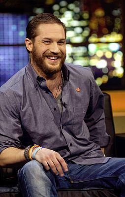 Tom Hardy..'The Jonathan Ross Show' 11th Feb 2012