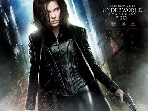 Michael Corvin wallpaper containing a well dressed person, a concert, and a hip boot entitled Underworld Awakening