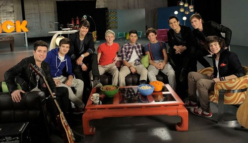 1D and BTR:)