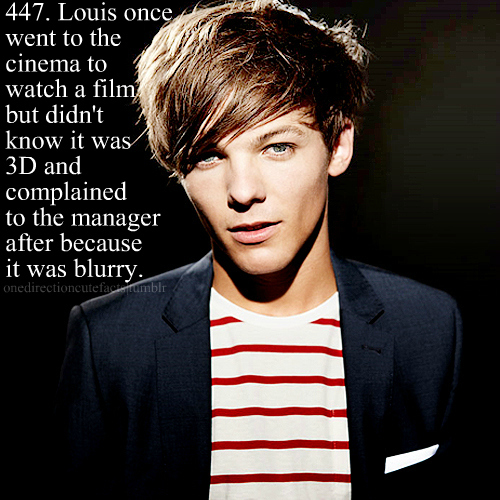1D's facts :))