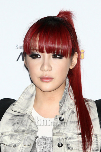 2ne1 Park Bom makeup - makeup Photo
