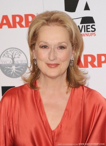 AARP's Movies for Grownups Awards Gala [February 6, 2012]