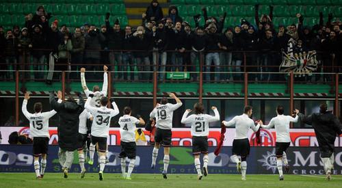 AC Milan v Juventus FC 1-2