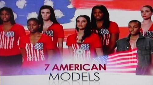 ANTM cycle 18: American girls