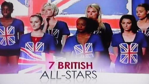 ANTM cycle 18: British girls