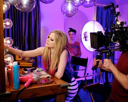 Abbey Dawn Spring 2012 [Behind The Scenes]