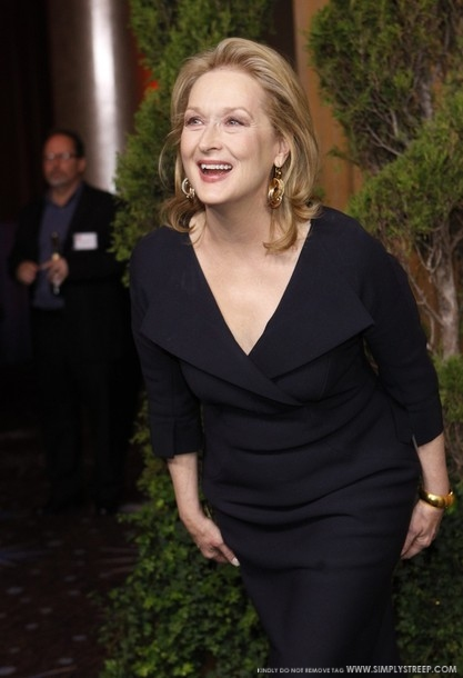 Academy Awards Nominees Luncheon [February 6, 2012]